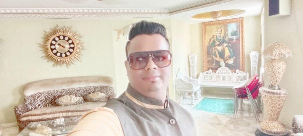 Film Financer and Business man Nikesh Madhani,